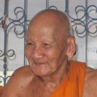 Luang Phor KHAW of Wat Saphan Meikean