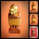 X1 THAI AMULET GUMANTHONG 27SPIRITS FINAL BATCH GOLDFACE SMALL LP GOY 2556
