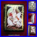 X1 THAI AMULET 9TAILS FOX +TAKUD CHARMING BIRD LOVE ATTRACTION LP INN 2556